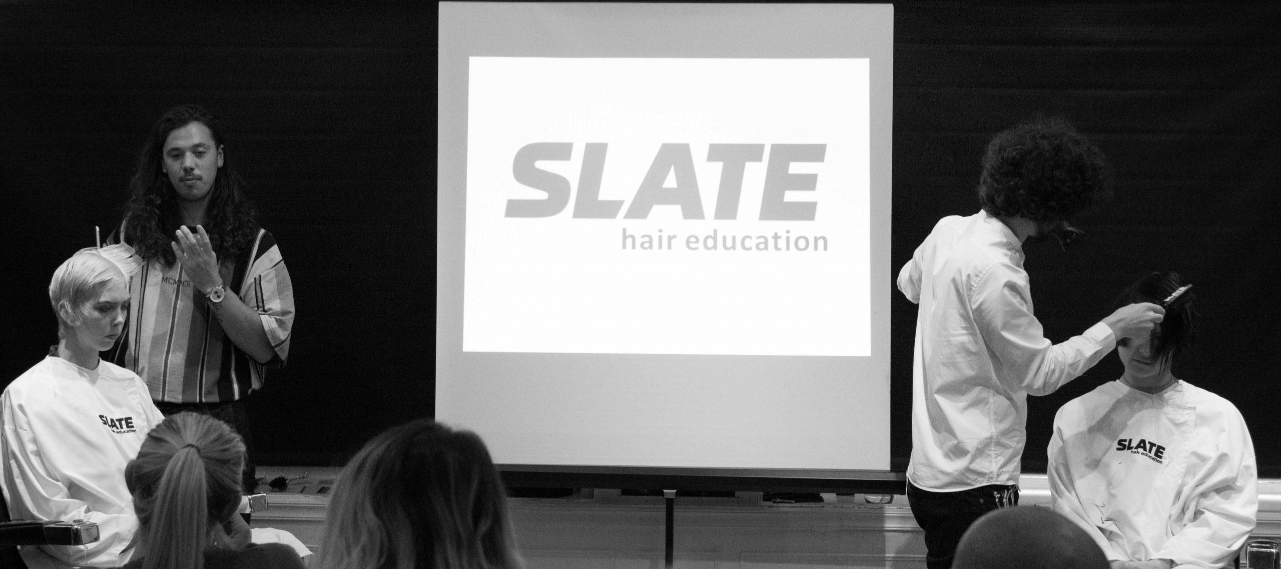 slate hair education course