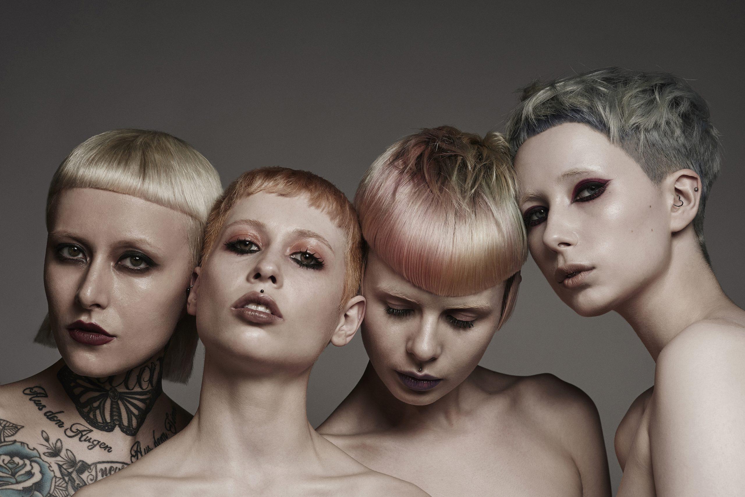 Slate hair education principals of punk