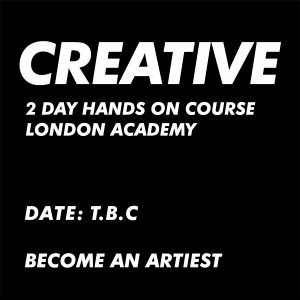 CREATIVE cutting course advert